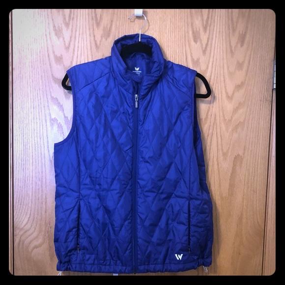 White Sierra Womens Zephyr Insulated Vest
